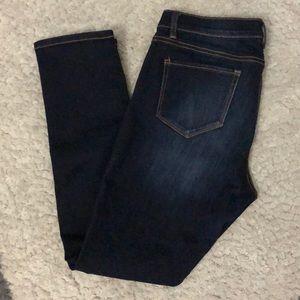 NY&Co SoHo Skinny Jeans 10P
